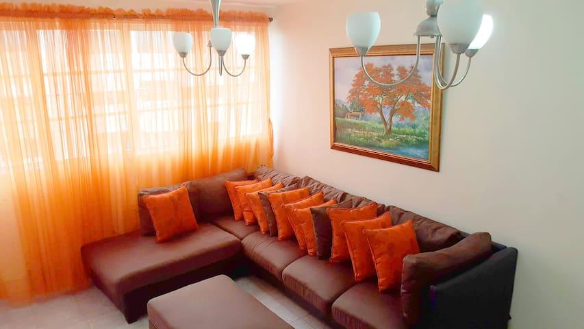 Apartamento Amueblado, Santiago de los Caballeros