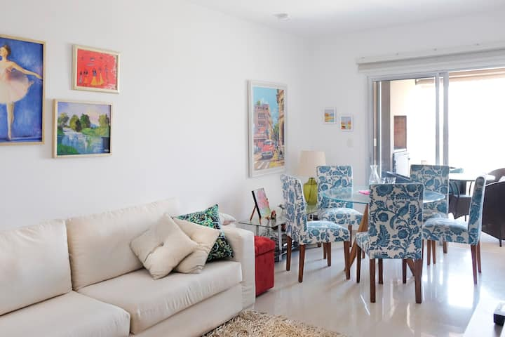 Excelente dpto - 2 habitaciones - amplio y cómodo