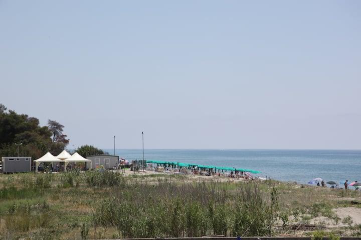 Appartamento praticamente sulla spiaggia Ad Ascea