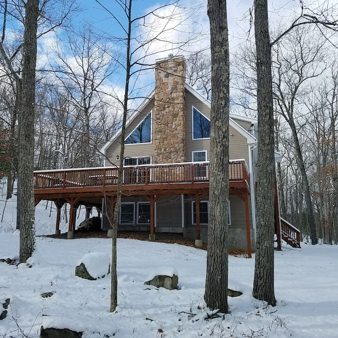 Zillow Ct Home Rentals: Poconos, PA, Mountain/lake Masthope Community
