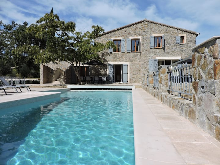 Fully renovated Mill House in the Val de Gily area