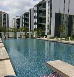 the sanderson suites jalan cemara - Seri Kembangan - Társasház