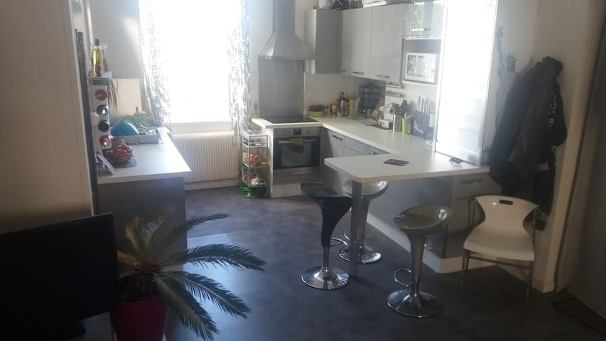 appartement lyon (oullins) - Oullins - Huoneisto