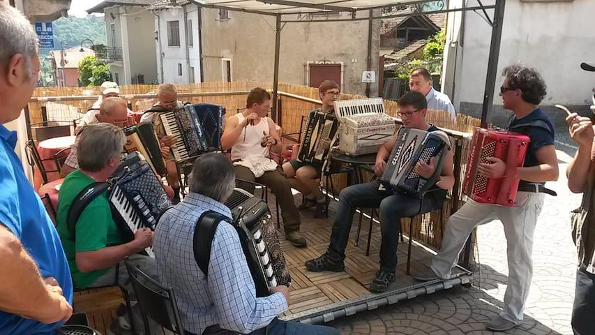 Cesara - Raduno Fisarmoniche