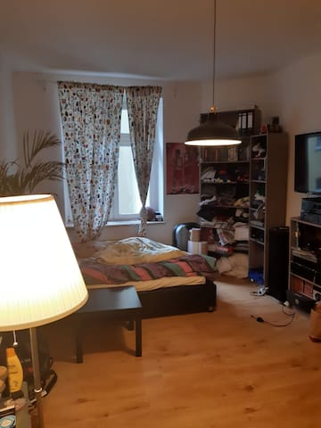 Lovely, cozy but big Room in the heart of Berlin