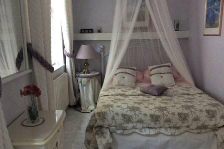 Chambre double classique - Maison