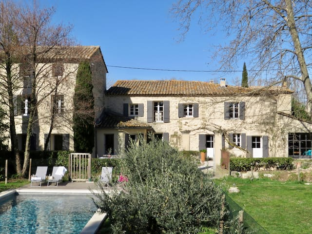 Mas Grand Large - Saumane-de-Vaucluse - Casa