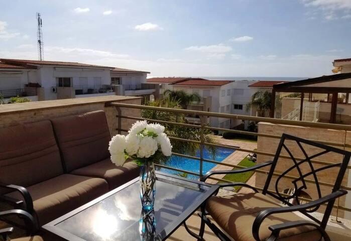 Ferienwohnung/App. für 6 Gäste mit 80m² in Douar Labrahma, Jamaa Had Soualem Sidi Rahal (113071)