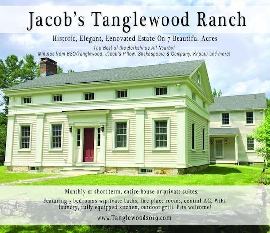Jacob's Tanglewood Ranch @ Lenox-Stockbridge nexus