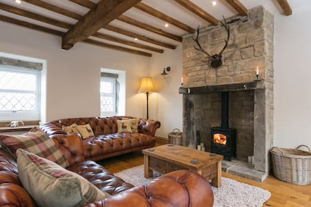 *5 Star* Stunning Blackberry Cottage & Log Burner