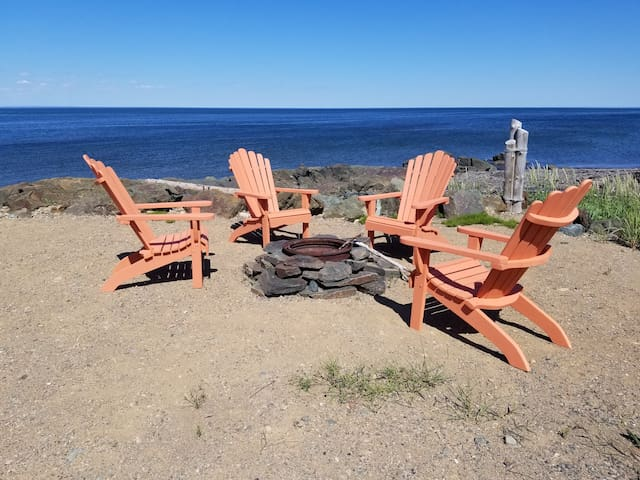 Vacations on the Bay of Chaleur
