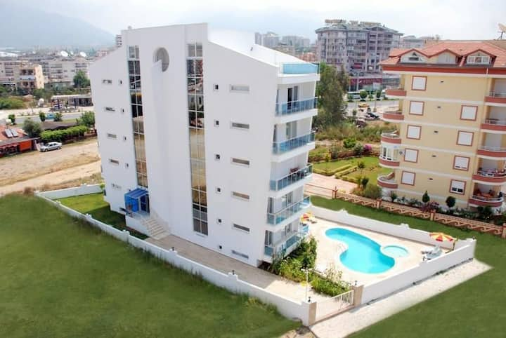 Best  apartment in alanya