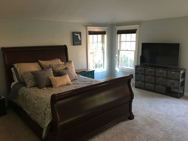 Private Apartment-Pensacola's Historic North Hill - Pensacola - Appartement