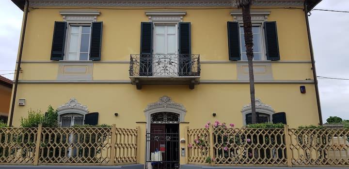 B/B Villa Liberty Il Lauro 1+1
