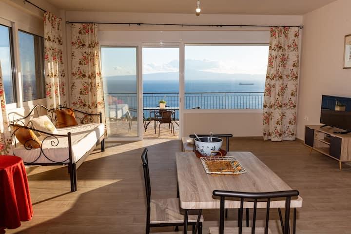 Isabella apartment, amazing sea view