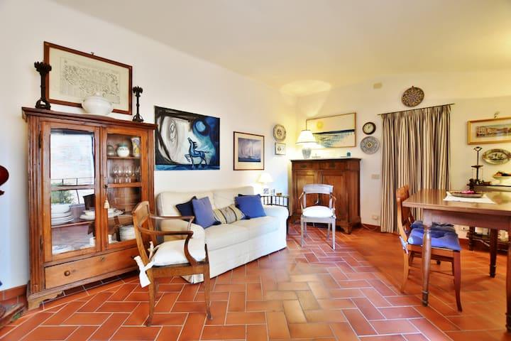 Palazzo Alavolini- the loft suite