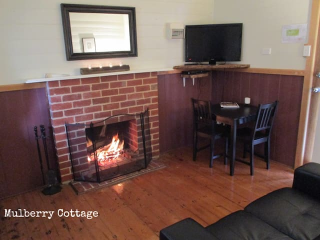 Mulberry Cottage @ Dandenong Ranges Cottages
