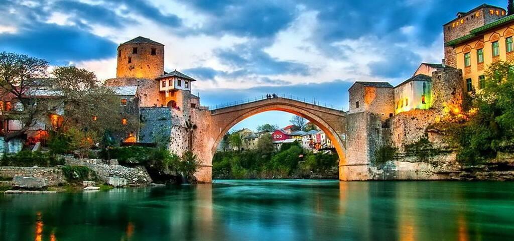 House Mostar - Cim - Casa