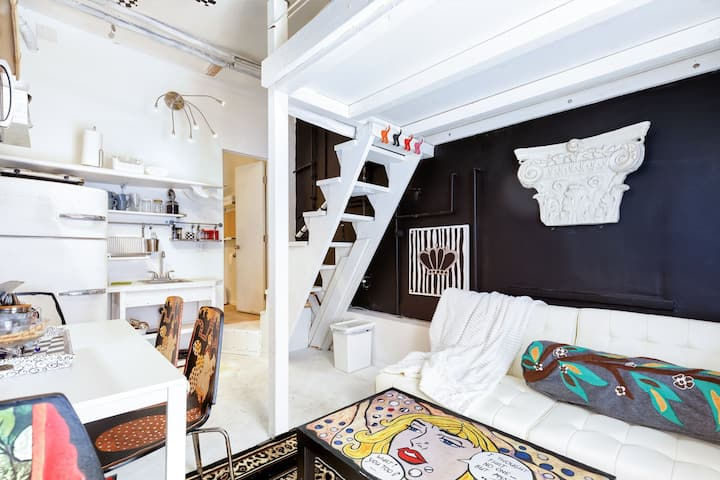+ ♤Artistic loft ◇ Fantasy Experience.. MUST HAVE
