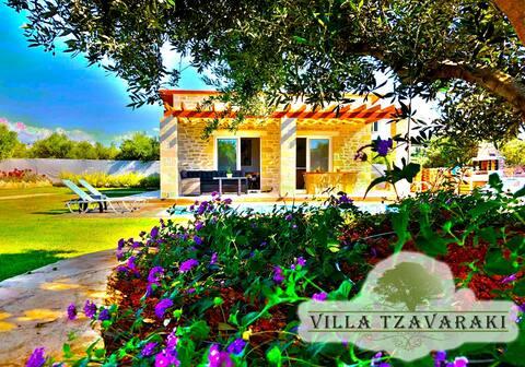 Villa Tzavaraki (800 sq.m secluded land)