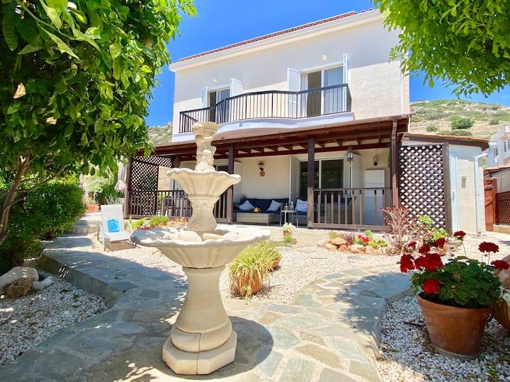 Villa Alicia - priv. pool, garden, veranda
