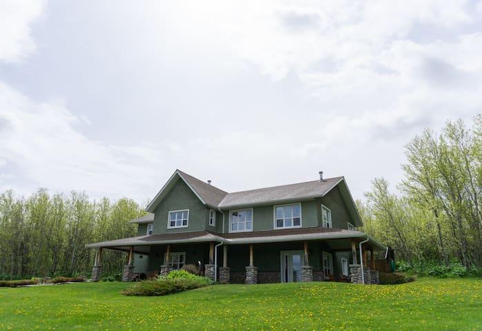 Corner Mountain Inn & Wellness Centre Glacier Lily