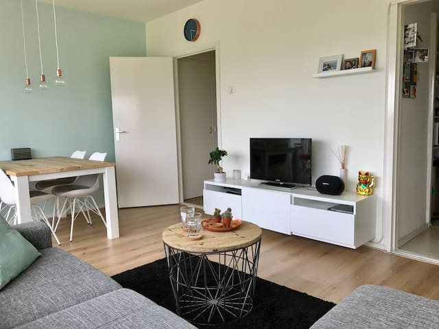 Cosy apartment close to city centre of Utrecht