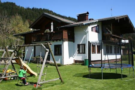 Haus Eberl Friends - Radstadt - Betjent leilighet