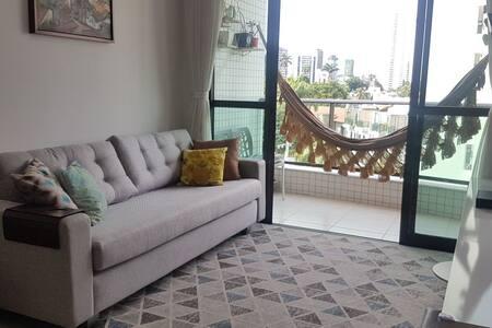 Apartamento completo excelente localização Recife