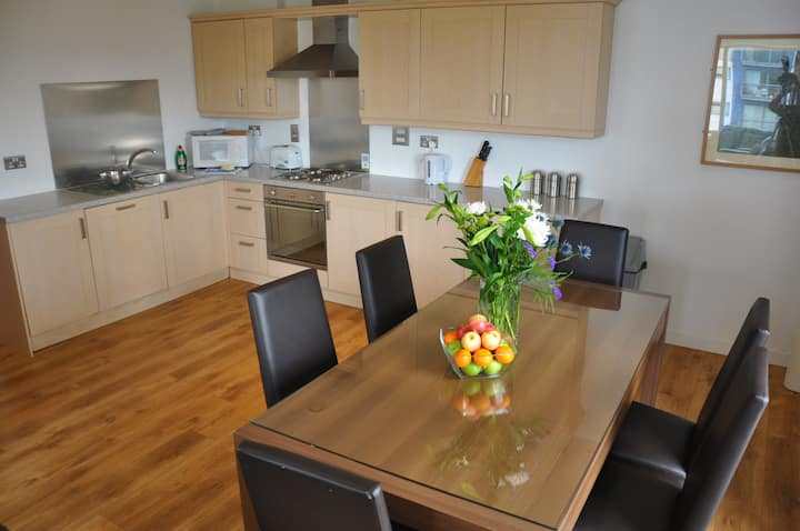 Two Bedroom Apartment, sleeping up to 5 persons.