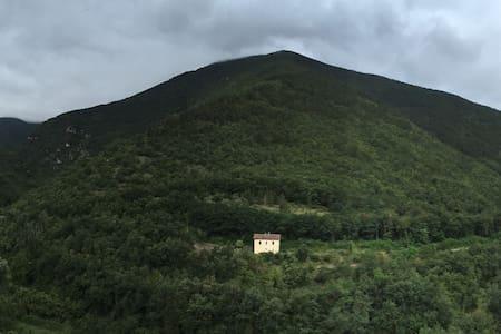 CASA AI PIEDI DELLA RISERVA NATURALE - Pettorano Sul Gizio - Hus
