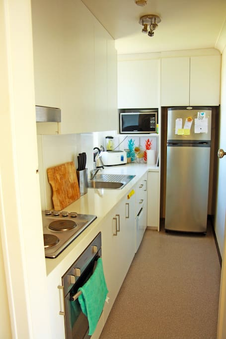 Kitchen with all amenities you will need
