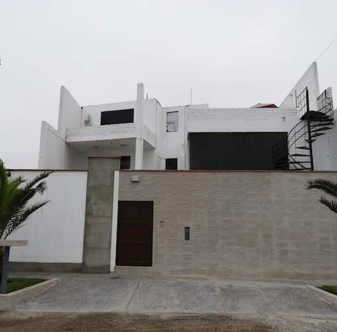 Habitación matrimonial suit con terraza
