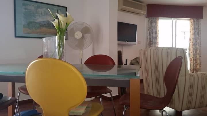 Cozy 1B/2BTH Apartment in Kaslik with Great View