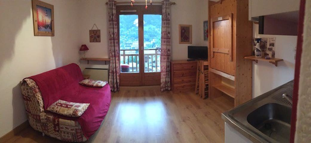 Lovely Studio near Ski slopes and gondola