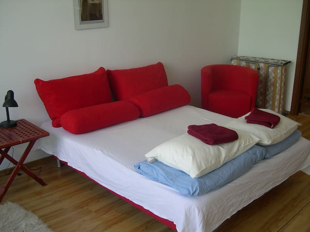 one room apm, sea view, Primorsko,