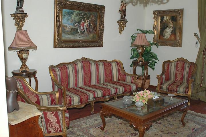 Mseitbeh Beirut, cozy apartment for families