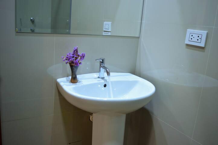 Departamento #1- Baño