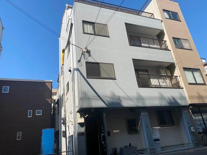 〔S.T  HOUSE〕 弁天町站  →走路4分, 到梅田坐车8分,到 难波坐车14分