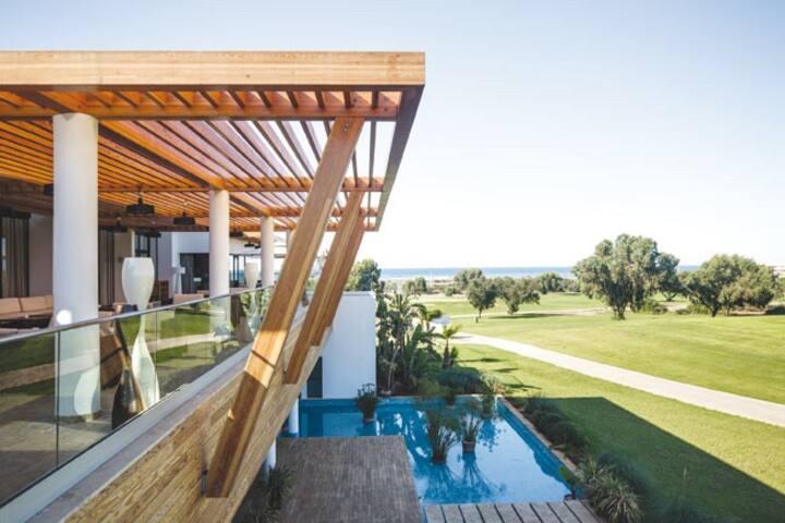 Appartement avec Vue sur Mer à Bahia Golf Beach