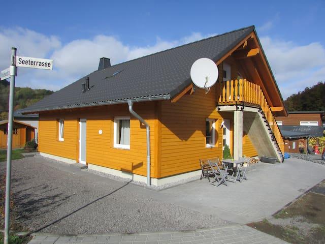 Traumhaus am See - Ferienhaus Wacholder - Rieden - House