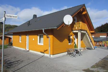 Traumhaus am See - Ferienhaus Wacholder - Rieden