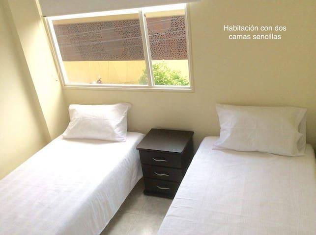Apartamento a 400 mts del Club Campestre de Ibagué - Ibagué