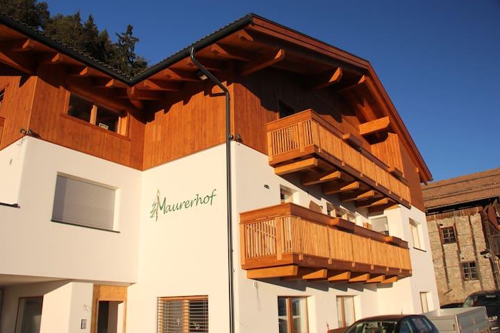 Maurerhof - Morgenrot - Maranza - Appartement