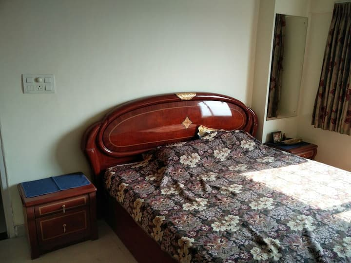 Cozy & Beautiful Bedroom, Safe Residential Complex