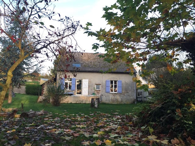 Charmant plattelandshuis, 4 persoon - Leuze - Rumah