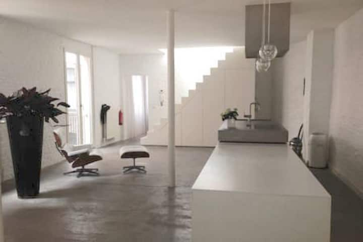 Beautiful LOFT appartment - heart of the city