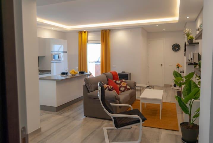 Apartamentos Cantarería,  Azahar.