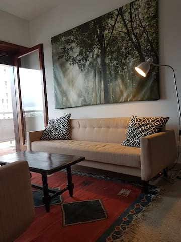 65sqm in downtown with balcony