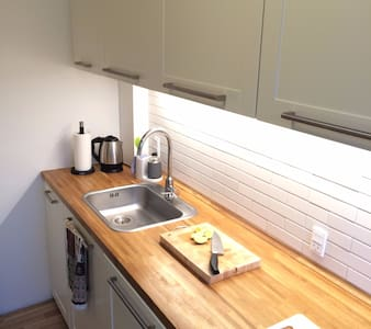 Nice apartment near Copenhagen - Gentofte - Appartement